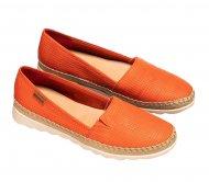 Imagem - sapato slip on Bottero feminino laranja 322902 cód: 597947