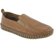 Imagem - Sapato feminino slip on vazado Bottero 315601-4 cód: 597346