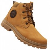 Bota Macboot Amarela Adventure NobucK ARENITO 02 4