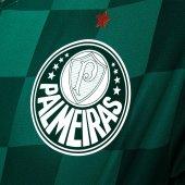 Camiseta Palmeiras 20/21 masculina sem numero verde 2