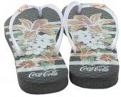 Chinelo Coca Cola Flower Stripes 020.cc2581 2