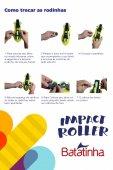Tenis Batatinha 9543 Impact Roller Rodinha 6