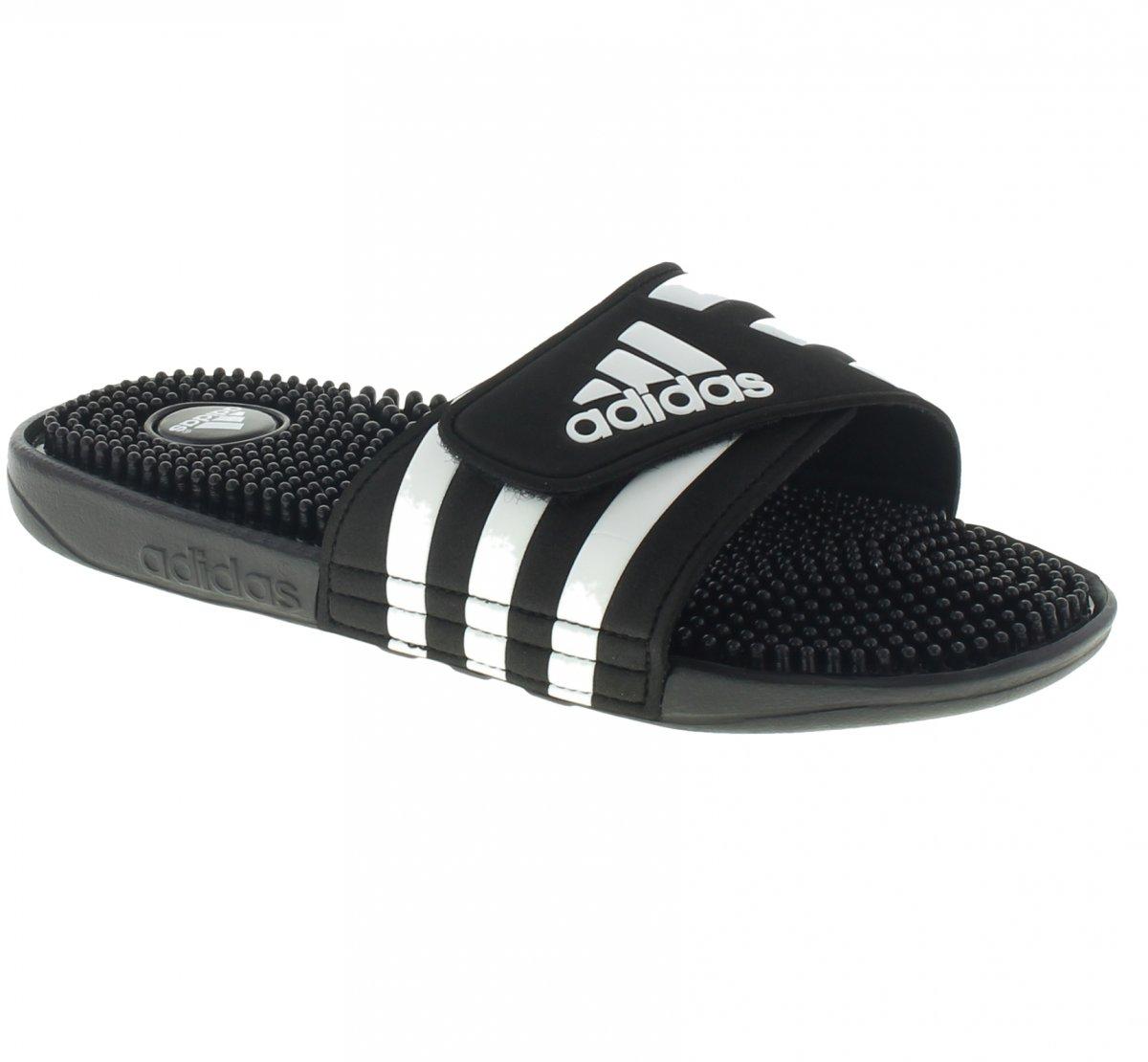 be8849859 Chinelo Adidas Adissage 078260 | Preto/branco | Coutope