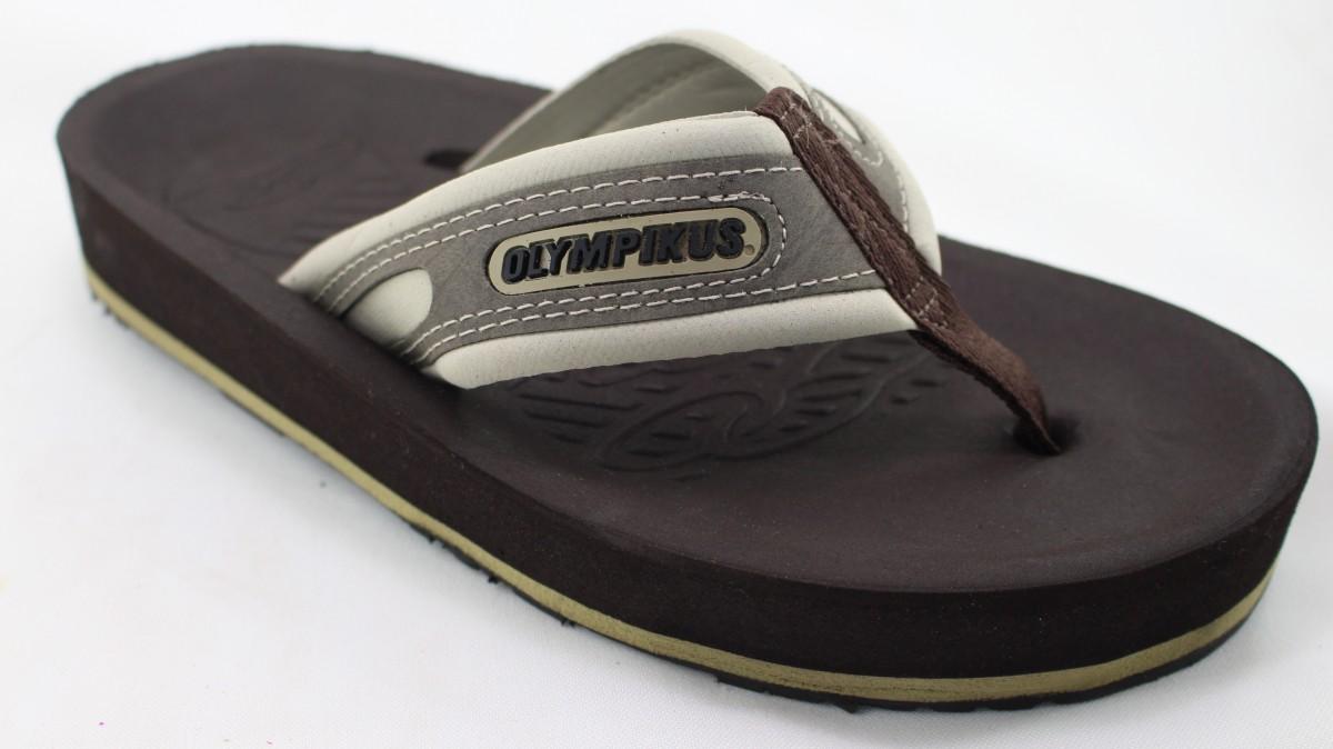 097b037dd Chinelo masculino Olympikus original | Marron | Coutope