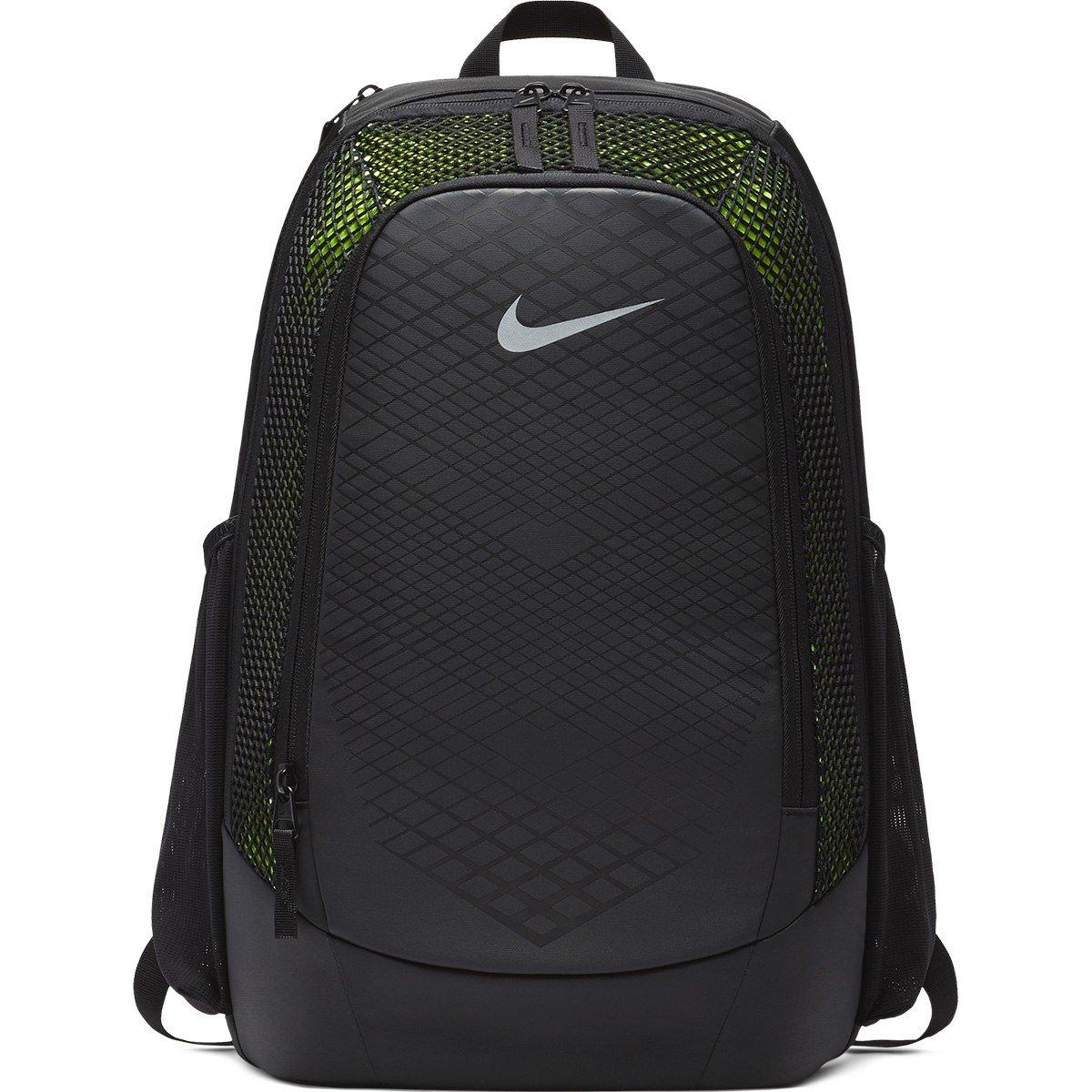 2a2b4a324c5c0 Mochila Nike Vapor Speed   Preto/verde Limao   Coutope