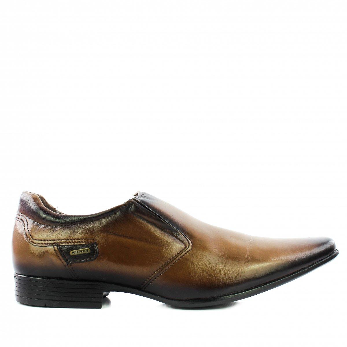 932952b359 Sapato Pegada Masculino 23704-02