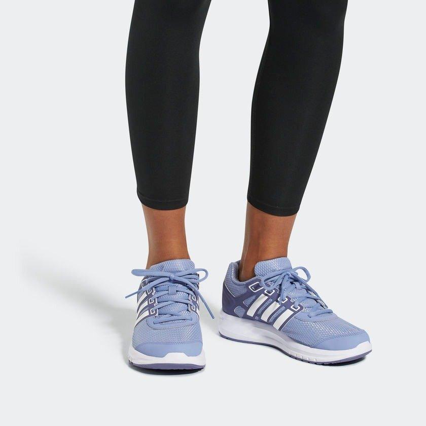 8600f8c7ee Tenis Adidas Duramo Lite w | Azul/branco | Coutope