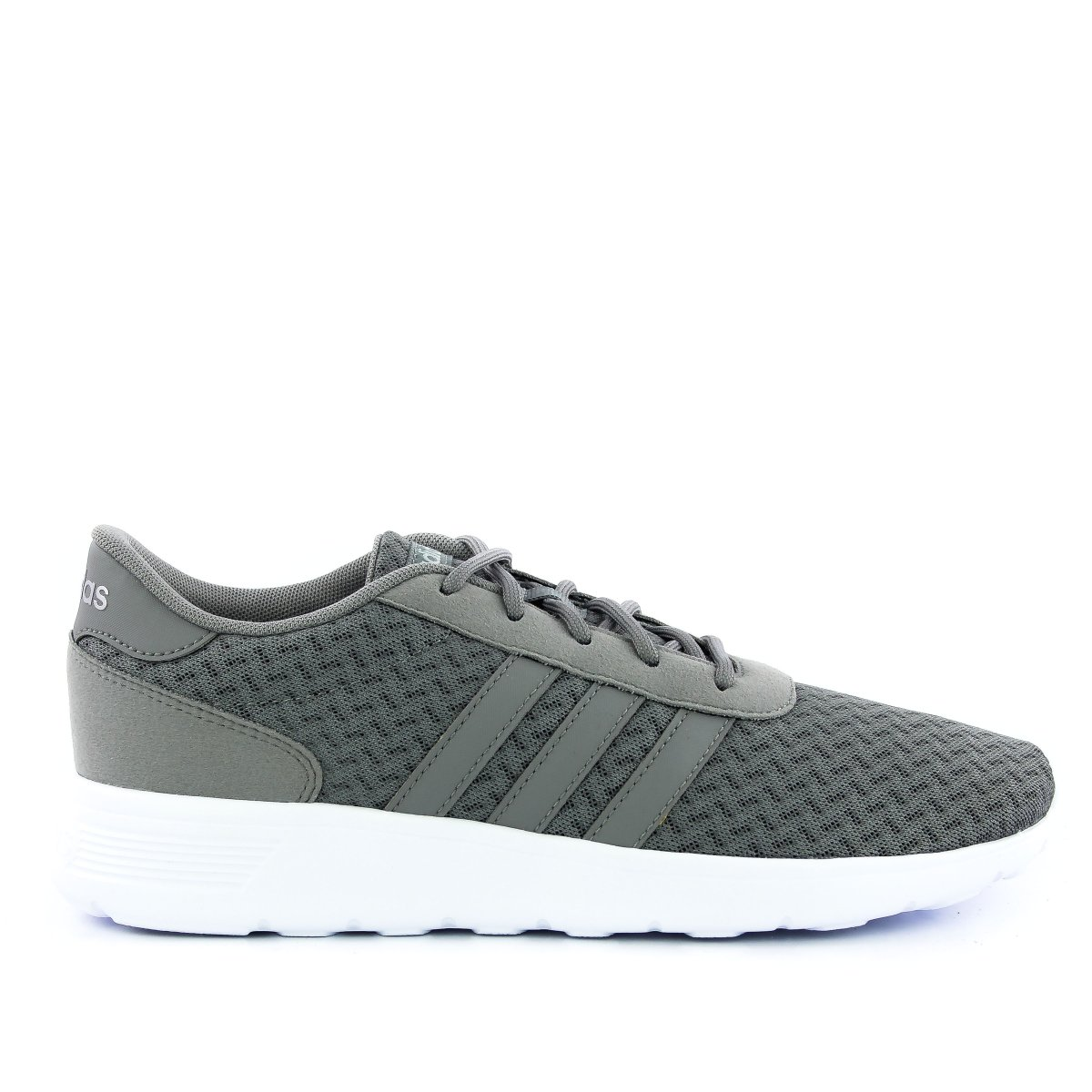 2cb44ea991 Tenis Adidas Lite Racer w Bb9832 | Cinza/branco | Coutope