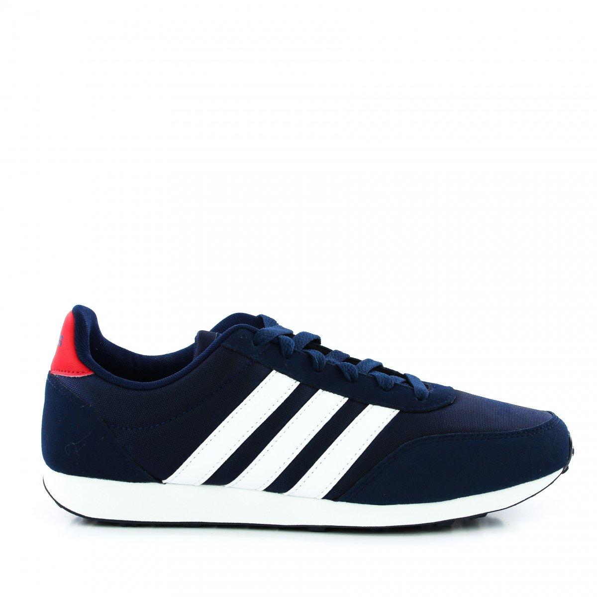 117eb7ca00 Tenis Adidas v Racer 2.0 Cg5706 | Azul Marinho/branco | Coutope
