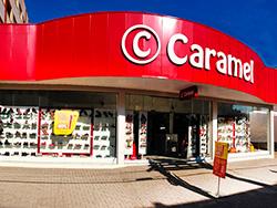Loja Caramel Sapiranga / RS