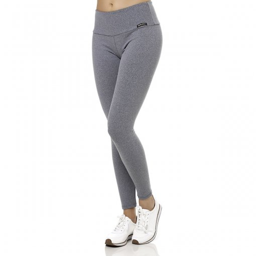 Calça Legging Fitness Feminino 6007 Estilo do Corpo