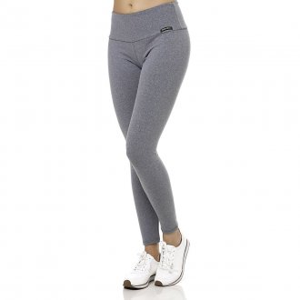 Imagem - Calça Legging Fitness Feminino 6007 Estilo do Corpo cód: 500002486007ESTILOCORPO181