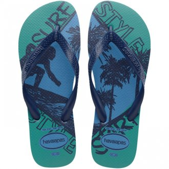 Imagem - Chinelo Praia Havaianas Top Athletic Masculino 0057 cód: 76005740000066