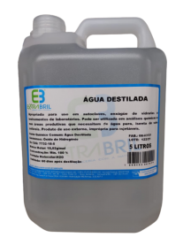 Imagem - Agua Destilada (5 litros) - Exxtrabril
