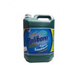 Imagem - Agua Sanitaria (5 litros) - Polibom