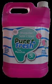 Imagem - Alvejante sem Cloro (5 litros) - Pure Fresh