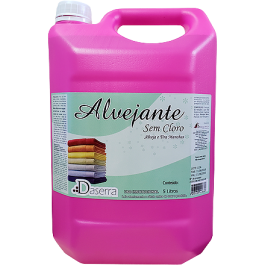 Imagem - Alvejante sem Cloro (5 litros) - SerraQuimica