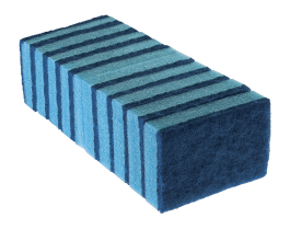 Imagem - Esponja Individual Azul (1 und) - Bettanin SuperPro