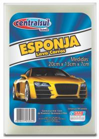 Imagem - Esponja Lava Carros (1 un) - Centralsul