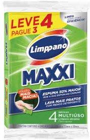 Imagem - Esponja Maxxi (4 und) - Limppano