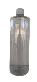 Imagem - Frasco Pet Cilíndrico (1L) - Rotularte