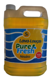 Imagem - Lava Louça Neutro (5 litros) - Pure Fresh
