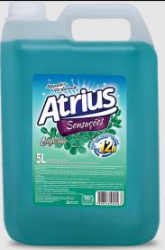 Imagem - Limpador Perfumado (5 Litros) - Atrius