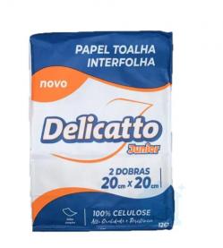 Imagem - Papel Interfolha (20x20) - Delicatto
