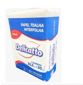 Imagem - Papel Interfolha (22,5x20) - Delicatto