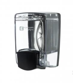 Imagem - Porta Sabonete Box Cristal (400ml) - Fortcom