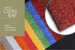 Imagem - Tapete Personalizado - Modelo Cleankap (ao m²)