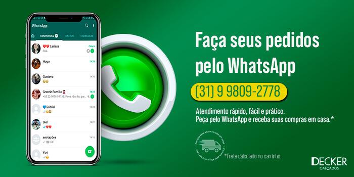 WhatsApp Rodapé