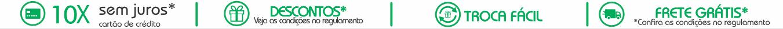 Frete e Descontos - Decker Online!