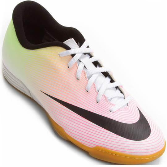 Chuteira Nike Mercurial Vortex II IC Indoor Futsal Masculino ef8bbb12b6