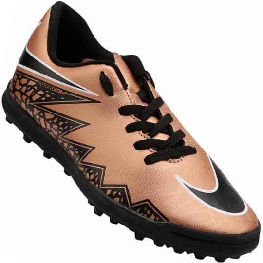 ce7da78c49 Chuteira Nike Hypervenom Phade 2 TF Society Masculina - Decker!