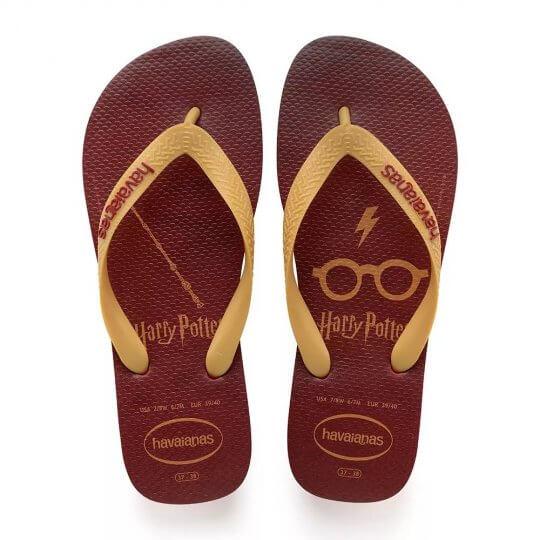 Chinelo Havaianas Harry Potter Masculino