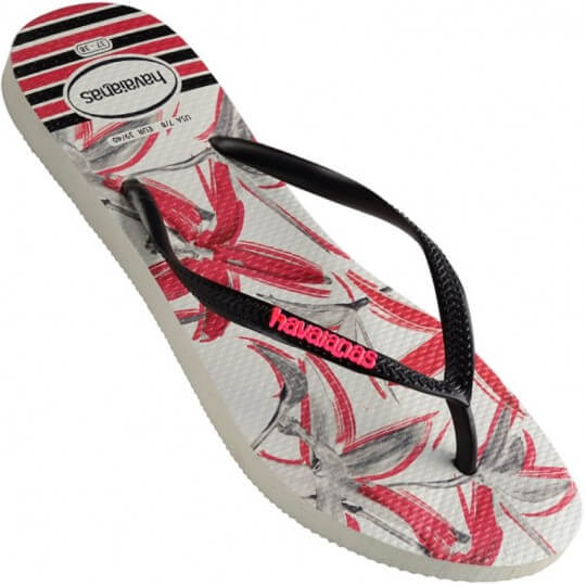 Chinelo Havaianas Slim Tropical Feminino