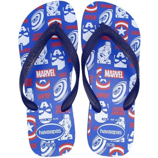 Chinelo Havaianas Top Marvel Masculino