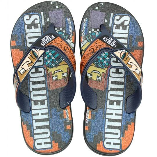 Chinelo Infantil Authentic Games Mania Masculino