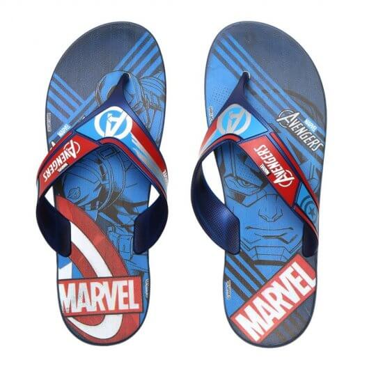 Chinelo Infantil Avengers Extreme Super Flop Masculino