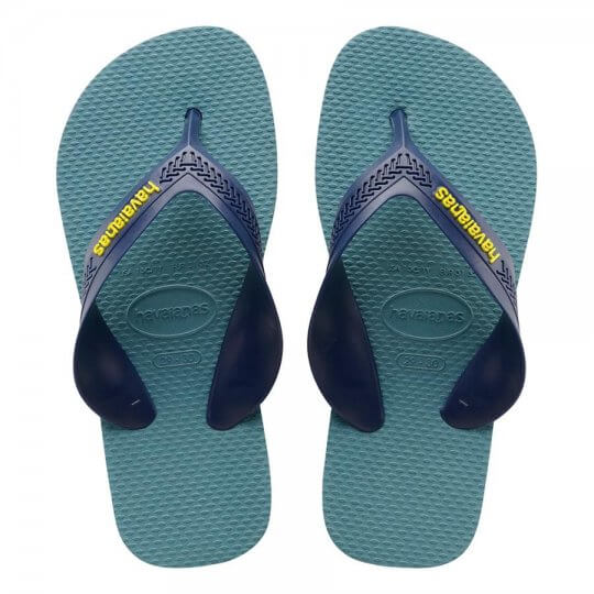 Chinelo Infantil Havaianas Kids Max Marvel Masculino