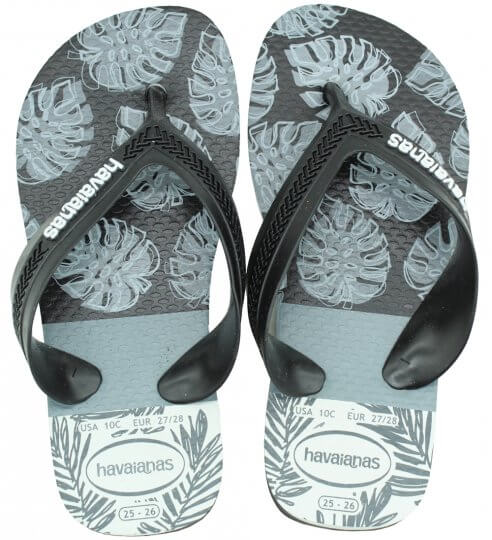 Chinelo Infantil Havaianas Kids Max Trend Masculino