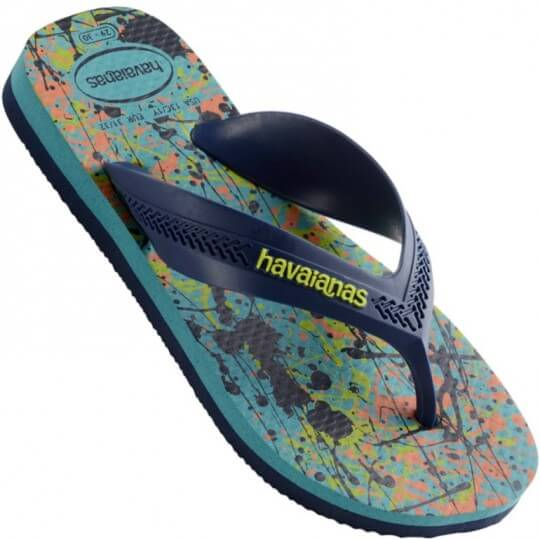 Chinelo Infantil Havaianas Max Trend Masculino