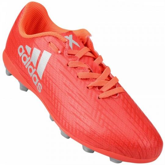 Chuteira Adidas X 16.4 FXG Campo Masculina
