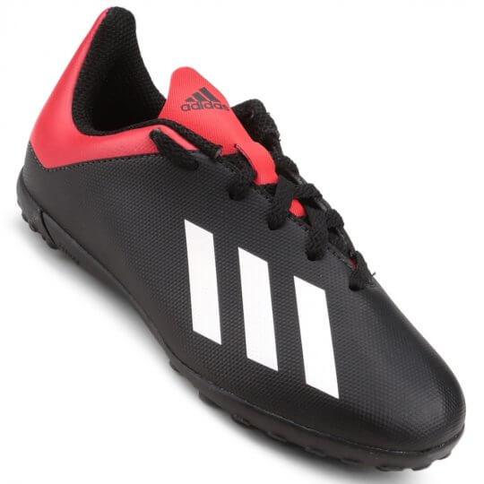 Chuteira Adidas X 18.4 TF Society Masculina