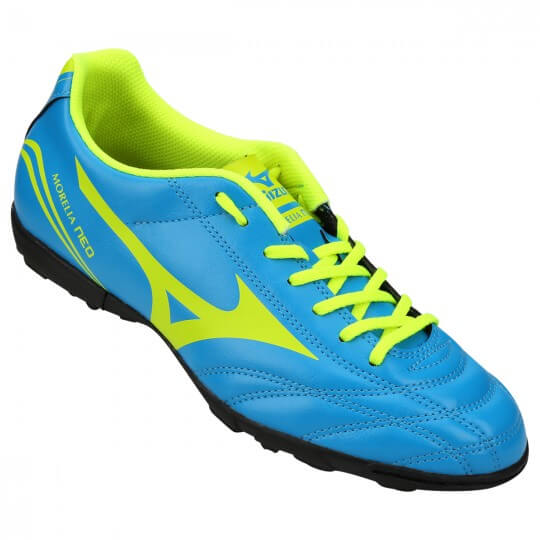 f35df50cf9948 Chuteira Mizuno Morelia Neo Club AS Society Masculina - Decker!