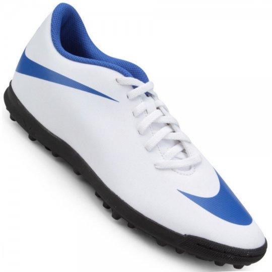 1053d246c5 ... finest selection a8220 bd16c Chuteira Nike Bravatax II TF Society  Masculina ...