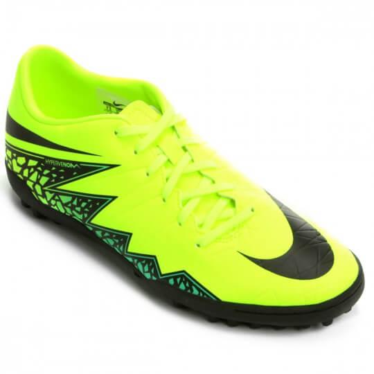 33cc45966e Chuteira Nike Hypervenom Phade 2 TF Society Masculina - Decker!