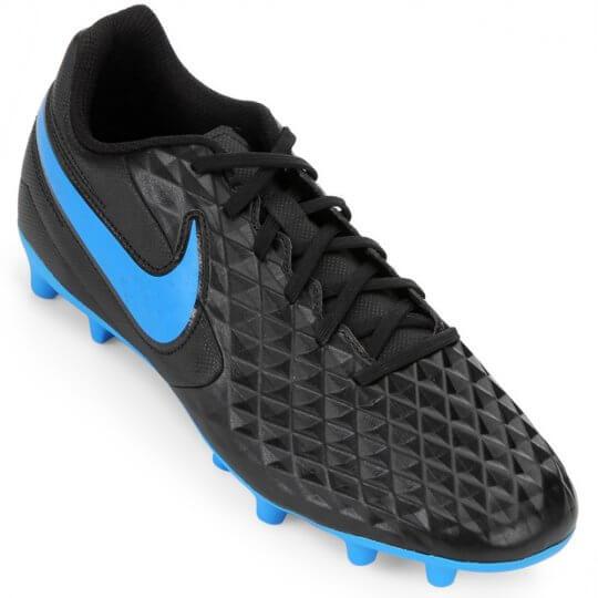 Chuteira Nike Legend 8 Club Campo Masculina