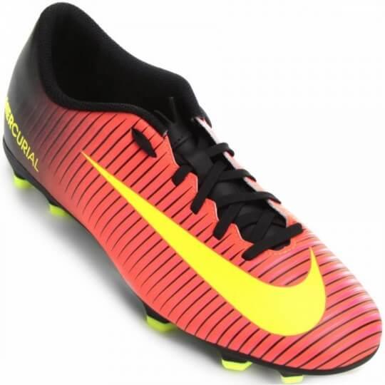 f53f43c4a4627 Chuteira Nike Mercurial Vortex 3 FG Campo Masculina